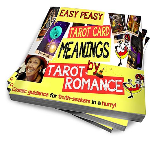 EASY PEASY TAROT CARD MEANINGS